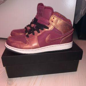 Air Jordan 1 Mid Bhm